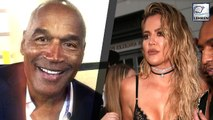 OJ Simpson Addresses Rumors That He's Khloe Kardashian's Dad!