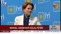 Erdoğan, İmamoğlu'na koltuğa oturamazsın demişti... Meral Akşener'den Erdoğan'a sert tepki!
