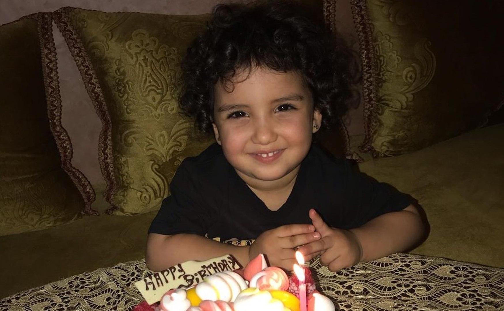 احتفال دنيا بطمة بعيد ميلاد غزل الترك فيديو Dailymotion