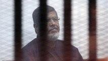 Former Egypt's President Mohammed Morsi Buried Secretly