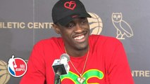 Pascal Siakam on Raptors trying to keep Kawhi, what he's learned from the Finals - 2019 NBA Finals