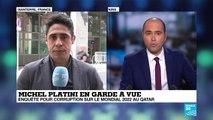 "Mondial 2022 : Platini ""n'a strictement rien à se reprocher"", selon son avocat"