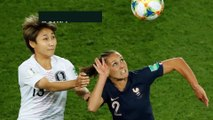 Coupe du Monde: les Bleues font un carton d'audience !