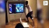 Warrior's fan reaction after losing NBA finals