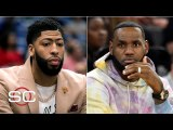 The Lakers won't be putting a max free agent next to Anthony Davis and LeBron - Woj - SportsCenter