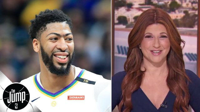 The Anthony Davis trade is just the start: This will be a whole new NBA - Rachel Nichols - The Jump