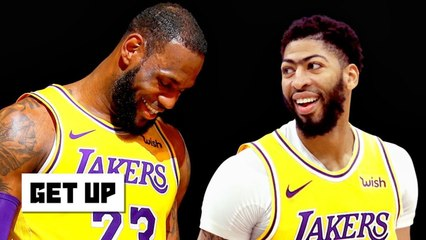 Anthony Davis trade makes the Lakers early 2020 championship favorites in Vegas - Get Up