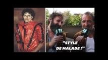 Les blousons de Brad Pitt, Ryan Gosling ou Michael Jackson vus par Dujardin et Dupieux