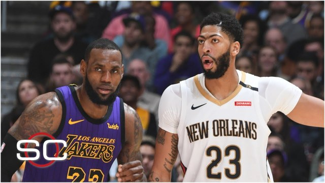 Anthony Davis wanted to be in Los Angeles with the Lakers - Rachel Nichols - SportsCenter