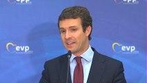 """PP pide a Gobierno que deje """"claro"""" su posición con Junqueras"""