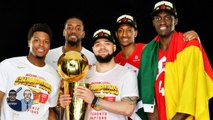 Lowry, Spicy P, Van Vleet proved their worth in the NBA Finals - Jalen Rose - Jalen - Jacoby