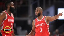 Chris Paul urged coaches to keep James Harden on bench longer - Tim MacMahon - Outside the Lines