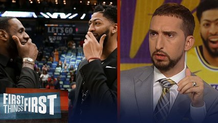 Lakers 'have the best duo' after Anthony Davis trade - Nick Wright - NBA -