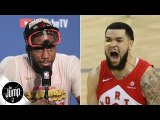 Kawhi Leonard got every NBA Finals MVP vote, except the one that went to Fred VanVleet - The Jump