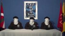 Zapatero aceptó que ETA ocultara su concepto de 'sociedad vasca'