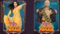 Kriti Sanon & Diljit Dosanjh's FIRST LOOK OUT from Arjun Patiala | FilmiBeat
