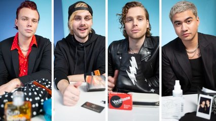 10 Things 5 Seconds of Summer Can't Live Without