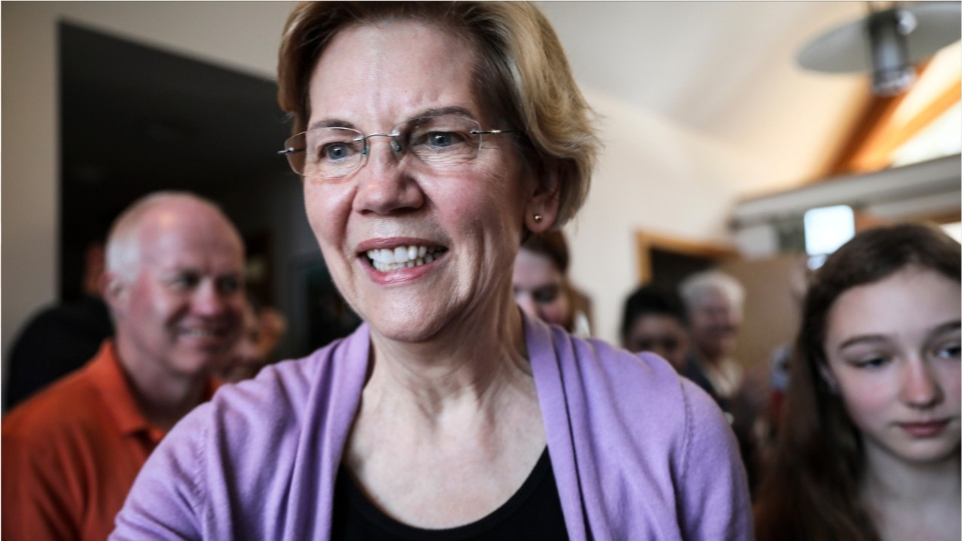 Elizabeth Warren Says Trump 'Provoked' The Iran Crisis And Is Risking Another 'Foreve