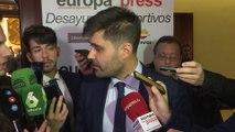"""Aganzo: """"Los chavales del Reus quieren que se les pague"""""""