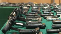 Macrooperación de la Guardia Civil que incauta más de 300 armas