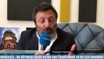 La Minute Immo : à Marseille, un bâtiment vieux de 150 ans transformé en un lieu innovant