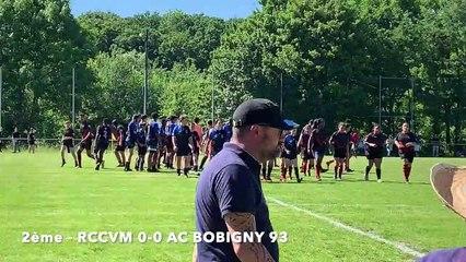 Finale M14 vs AC Bobigny