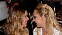 Cara Delevingne révèle pourquoi elle a officialisé sa romance avec Ashley Benson