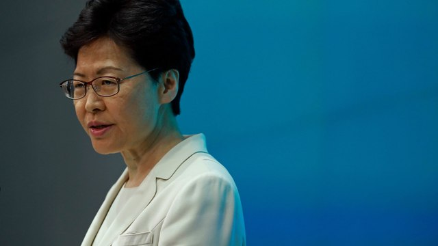 Hong Kong's Chief Executive Apologizes for Proposed Extradition Law, Protests Continue