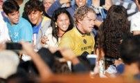 #Tournotes: Brazil Psych Up