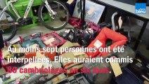 La gendarmerie de Vauvert démantèle un réseau de cambrioleurs