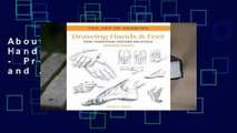 About For Books  Drawing Hands & Feet: Form - Proportions - Gestures and Actions  Review