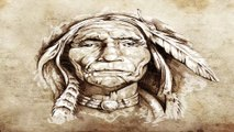EPIC NATIVE AMERICAN MUSIC   9 HOURS - 4K, Meditation, Native American Music, Shaman Music, Spiritual Music