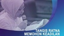 Berderai Air Mata, Ratna Sarumpaet Memohon Keadilan