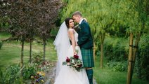 We Got Married In A 200-Year Old Castle In Scotland
