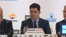 David Aganzo (AFE) pone en valor el fútbol femenino