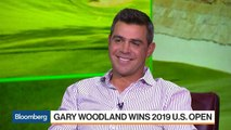 US Open Winner Gary Woodland Discusses His First Major Victory