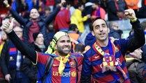 بين نيمار وغريزمان.. جماهير برشلونة تحسم الاختيار