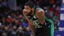 The Jim Rome Show: Kyrie Irving is ghosting the Celtics