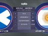 Scotland v Argentina Head-to-head