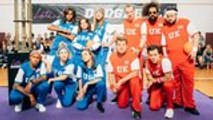 James Corden and Michelle Obama Face Off for 'Late Late Show' Celebrity Dodgeball | THR News