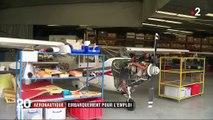 Aéronautique : un secteur en recherche de main-d'œuvre