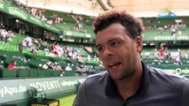 ATP - Halle 2019 - Benoît Paire and Jo-Wilfried Tsonga played football.. while their match !
