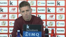"Muniain: ""Quiero ir de la mano del Athletic hasta el final"""