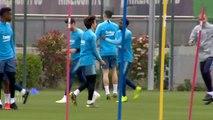 El Barça vuelve a los entrenamientos con los deberes hechos