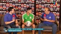 Hablamos con Uriel  Antuna con un gran desempeño .   Azteca Deportes