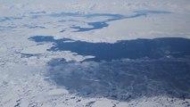 El deshielo antártico retarda el calentamiento pero eleva el mar