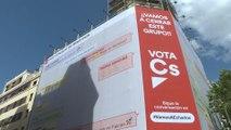 Los partidos intensifican su campaña electoral