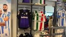 El Leganés promete regalar camisetas si gana al Real Madrid