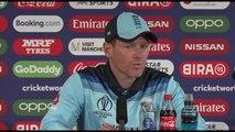 England's Eoin Morgan post win v Afghanistan