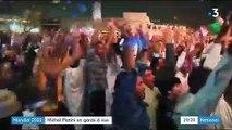 Football : Platini en garde à vue dans le cadre de l'attribution de la Coupe du monde au Qatar